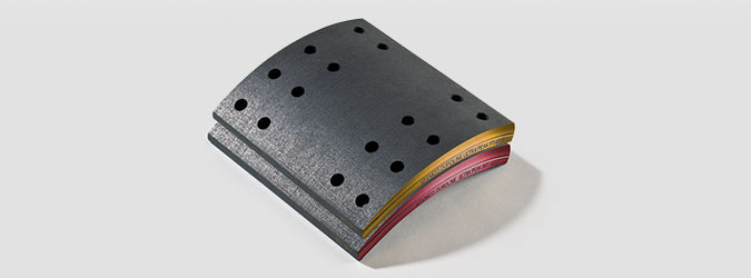 Ultra Peak BRT truck brake linings