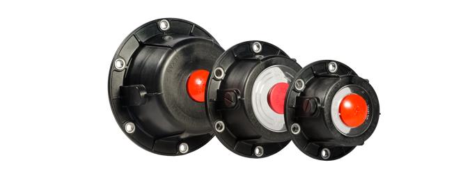 Defender hub caps