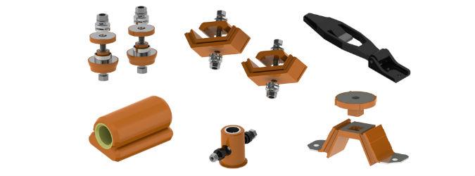 Truck Mounts & components